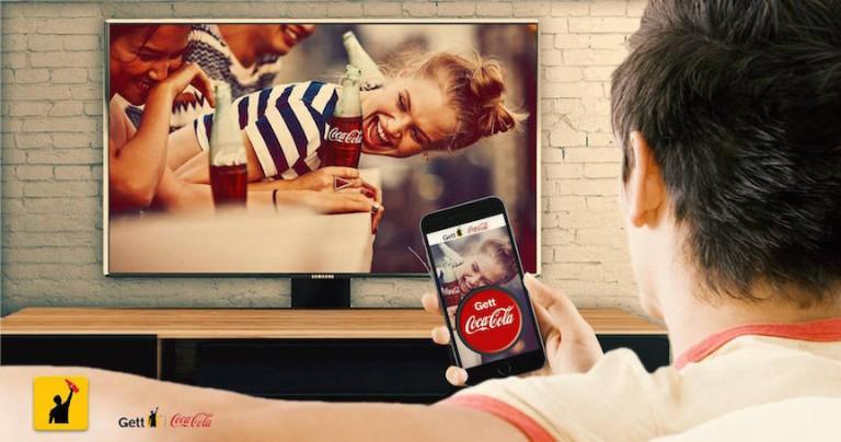 Tavoita kuluttaja vaikka kotona (gett-coca-cola)